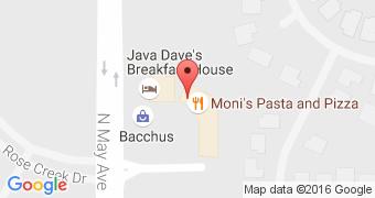 Moni's Pasta and Pizza