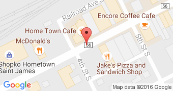 Jake's Pizza and Sandwich Shop