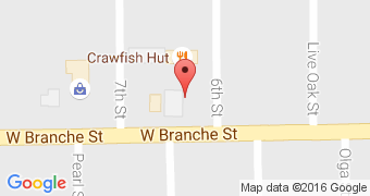 Crawfish Hut