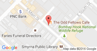 The Odd Fellows Cafe