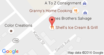 Shell's Ice Cream And Grill