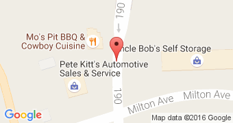 Mo's Pit BBQ