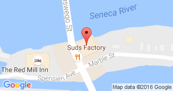 The Suds Factory River Grill
