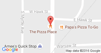 The Pizza Place Buffet