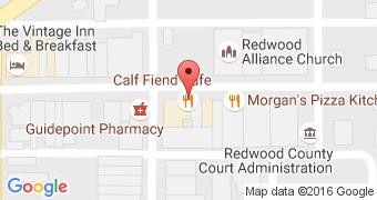 The Calf Fiend Cafe