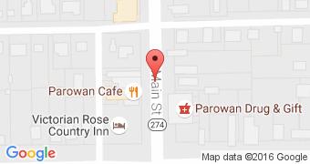 Parowan Cafe
