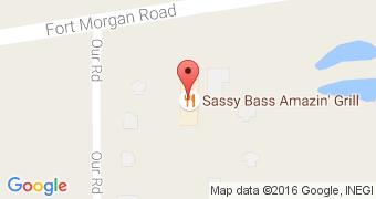 Sassy Bass Amazin' Grill