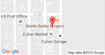 Beetle Bailey Burgers