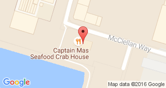 Captain Mas seafood & Crab House