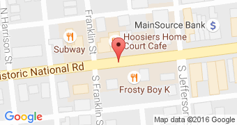 Hoosiers Home Court Cafe