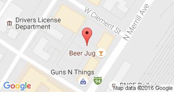 Beer Jug