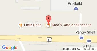 Rico's Cafe & Pizzeria