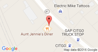 Aunt Jennie's 41 Diner