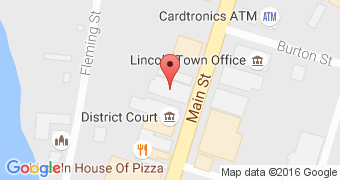 Lincoln House of Pizza