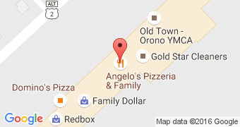 Angelo's Pizzeria and Family