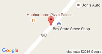 Hubbardston Pizza Palace