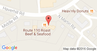 Route 110 Roastbeef & Seafood