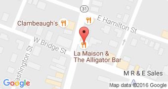 La Maison and The Alligator Bar