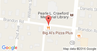 Big Al's Pizza Plus