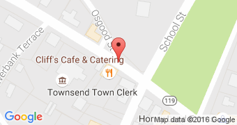 Cliff's Cafe & Catering