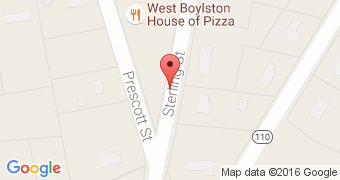 West Boylston House of Pizza