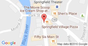 Springfield Village Pizza