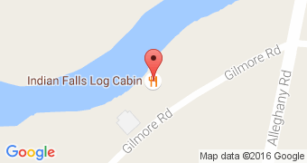 Indian Falls Log Cabin Restaurant