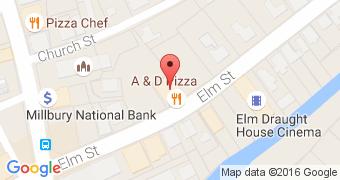 A & D Pizza