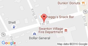 Shaggy's Snack Bar