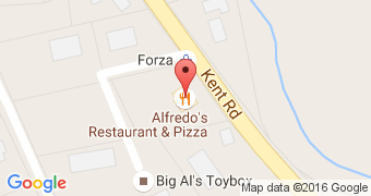 Alfredo's Restaurant & Pizza