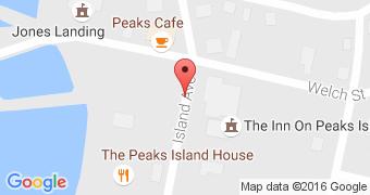 The Inn On Peaks Island