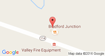 Bradford Junction Restaurant and Bakery