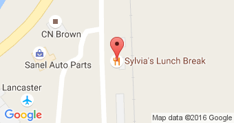 Sylvia's Lunch Break