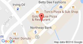 Gold House of Pizza & Restaurant