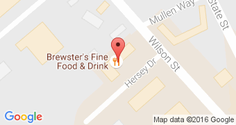 Brewster's Fine Food and Drink
