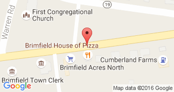 Brimfield House of Pizza