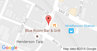 Blue Room Bar & Grill