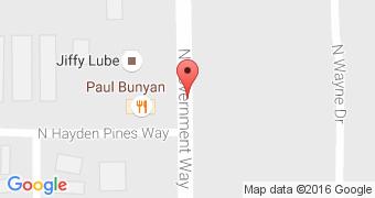 Paul Bunyan Too