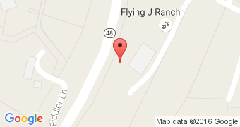 Flying J Ranch Chuckwagon Supper and Western Entertainment