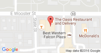 The Oasis Restaurant