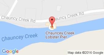 Chauncey Creek Lobster Pier
