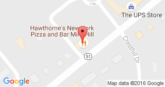 Hawthornes New York Pizza and Grill