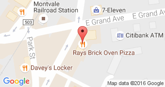Ray's Brick Oven Pizza