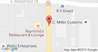 Raymond's Restaurant & Lounge