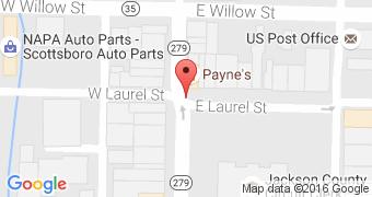 Payne's Sandwich Shop and Soda Fountain