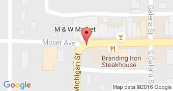 Branding Iron Steak House