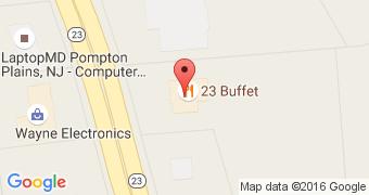 23 Buffet