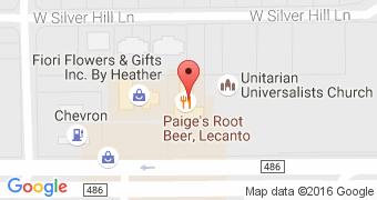 Paige's Root Beer