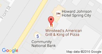 Winstead American Grill & Pizza