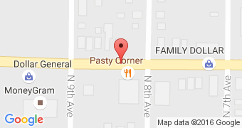 The Pasty Corner